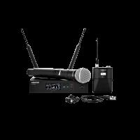 shure-qlxd wireless microphone